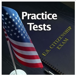 USCIS Citizenship Test Review Practice Tests