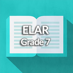 English Language Arts and Reading Grade 7